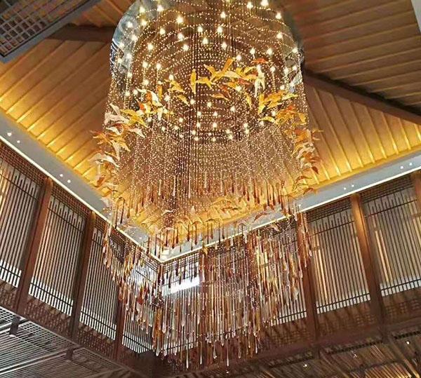 酒店灯具定制