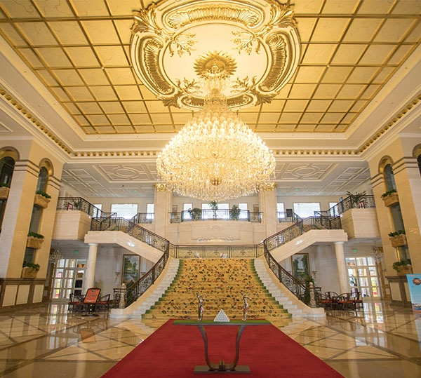 内蒙古伊泰萨瓦纳大酒店