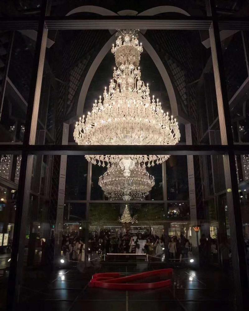 江苏法国巴卡拉水晶大吊灯