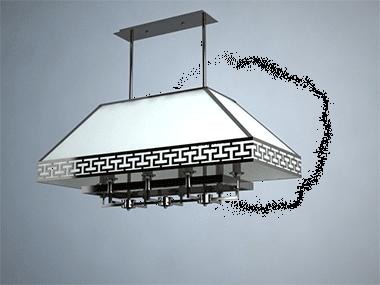 酒店灯具定制必须根据星级和酒店的装饰风格来定制